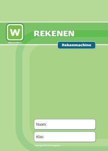 1P Lesmateriaal Rekenmachine (wire-o)